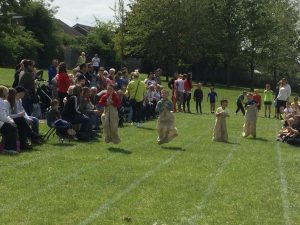 Sports Day May 2019