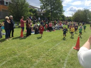 Sports Day May 2018